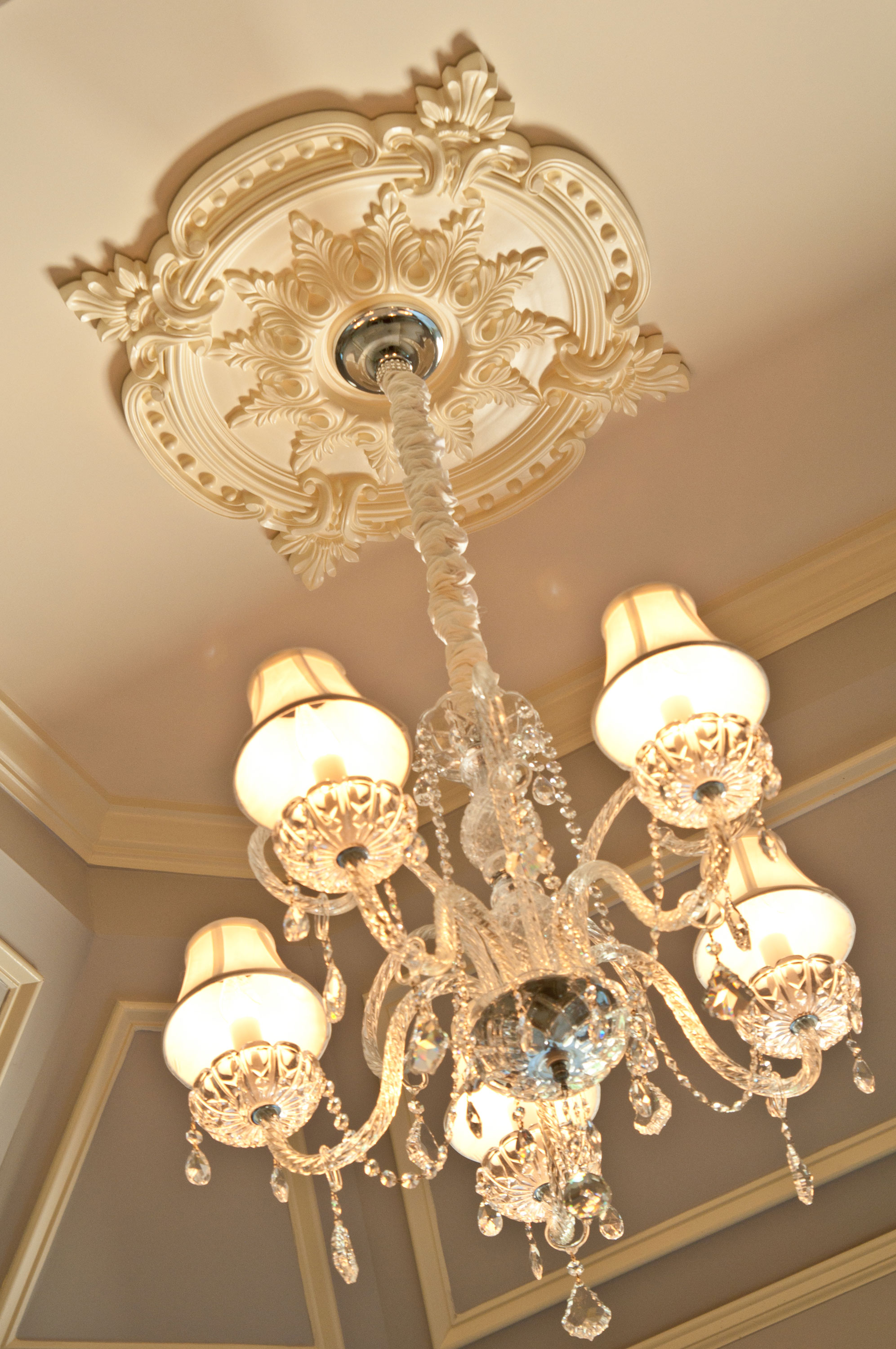 ceilings ceiling medallion chandelier chandeliers for interior medallions unconvincing home