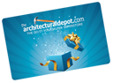 ArchitecturalDepot.com Gift Card
