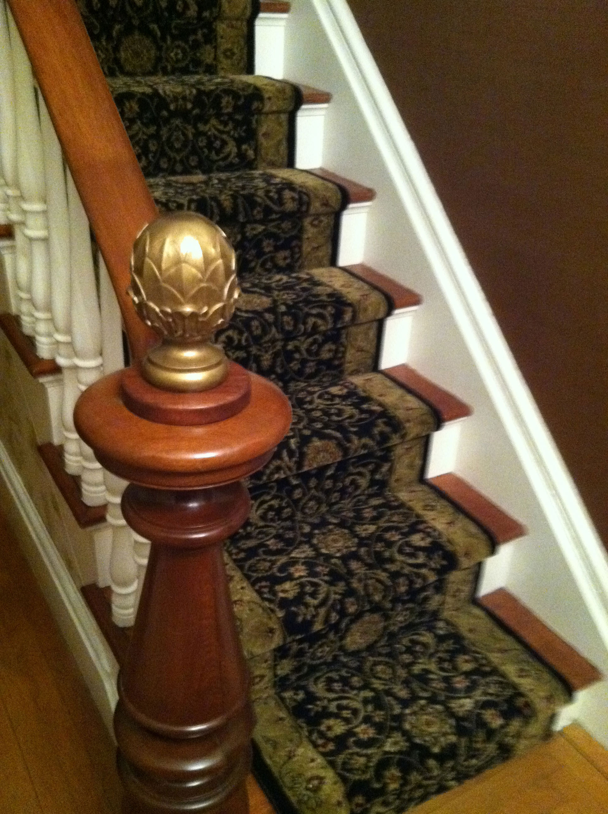 Wonderful Stair Finial 02 Stair Finial 01