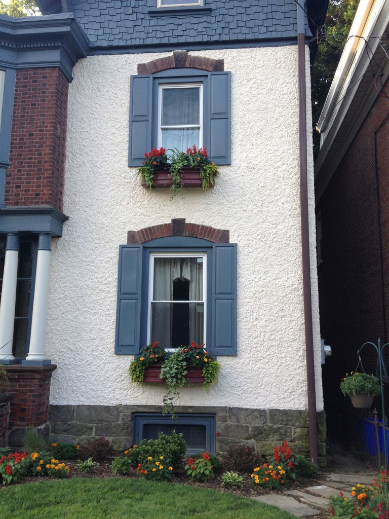 Blue-Panel-Shutters-Window-Box
