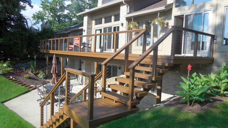 New Cable Railings! | Architectural Depot