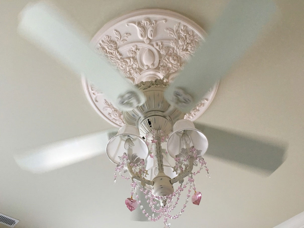 Baile Ceiling Medallion Project