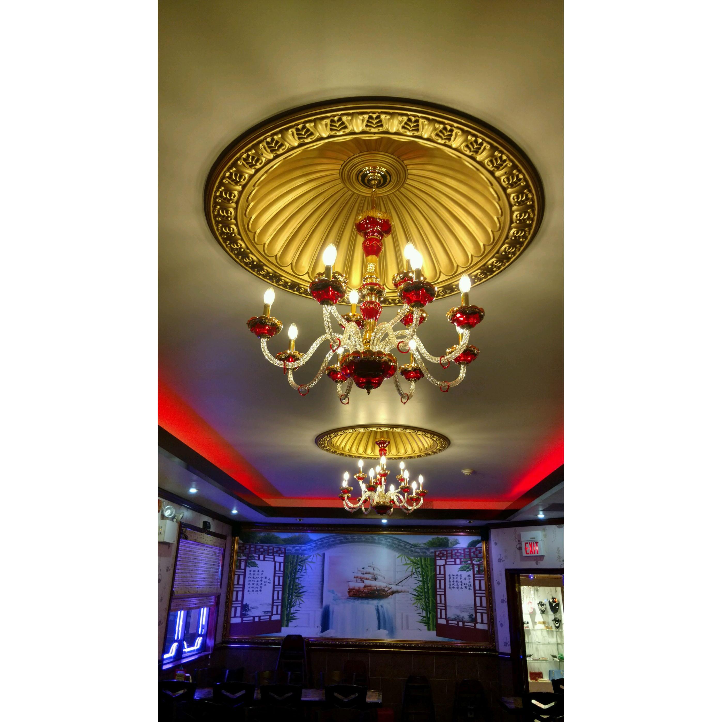 Ekena Millwork Claremont Recessed Mount Ceiling Dome Light