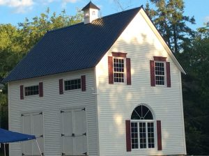 mid-america-winewberry-colored-standard-size-williamsburg-double-panel-shutters-for-barn-remodel-3