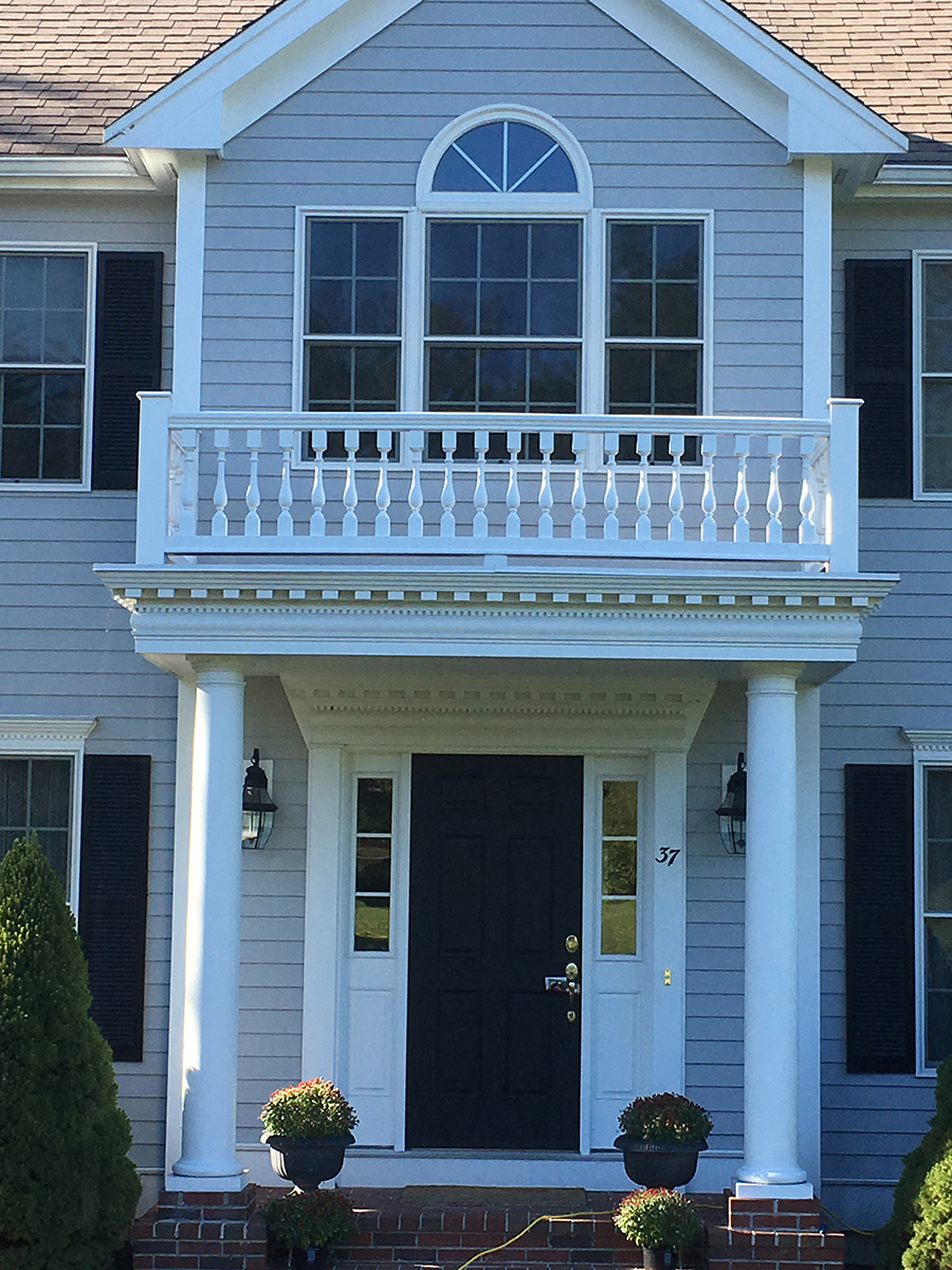 fypon urethane balustrade on home architectural depot