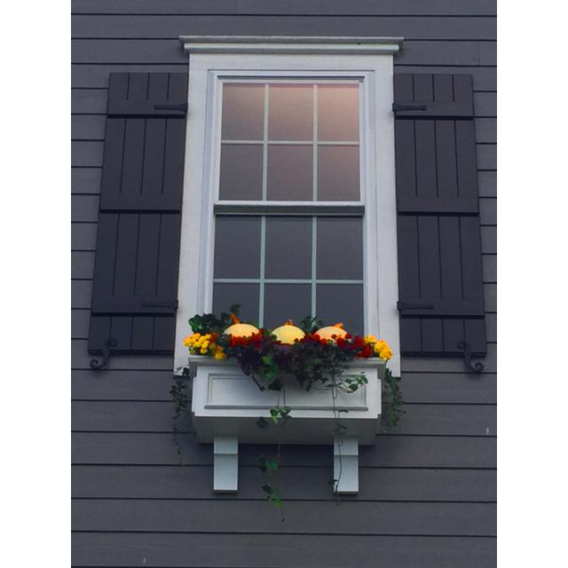 three batten board composite shutters and on brick house cedar exterior vinyl